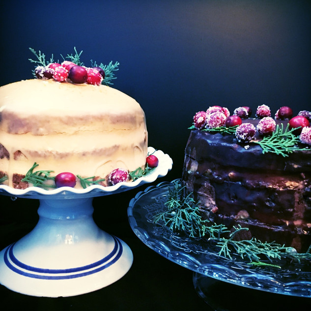 VIANOČNÁ TORTA 75,-