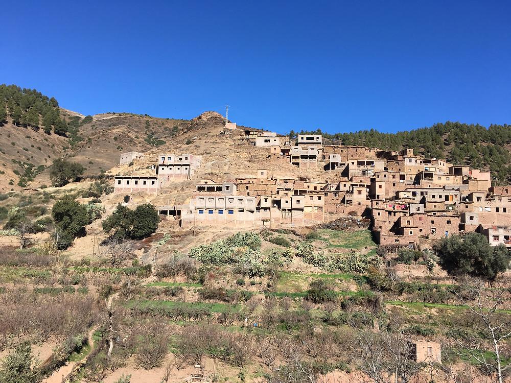 Berberské mesto