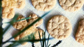 Anglické maslové sušienky