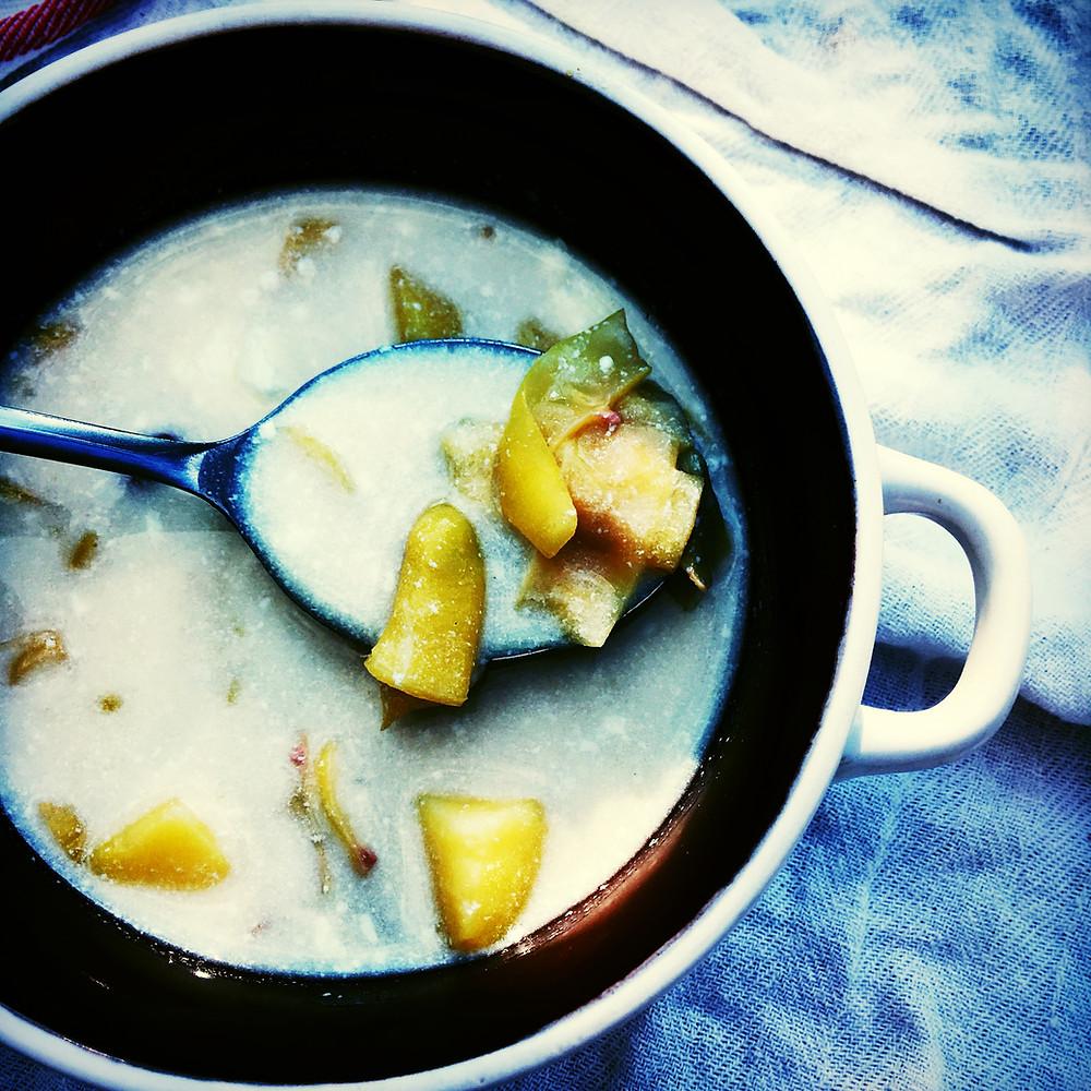 lusková polievka