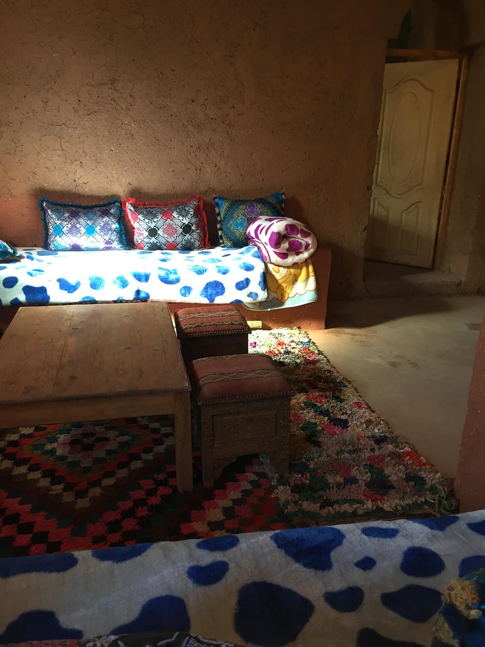 berberská obyvačka