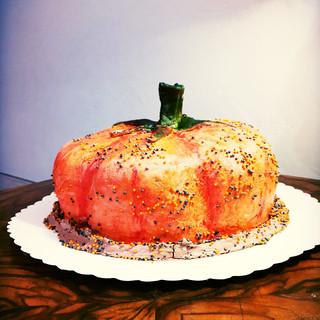 HALLOWEENska torta-čoko/nutela