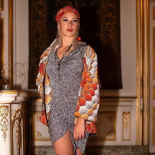 Robe Lacet