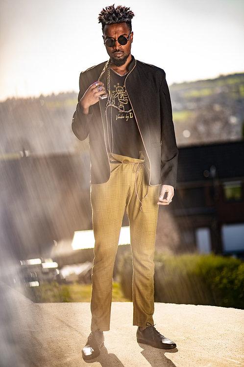 pantalon saroual mixte