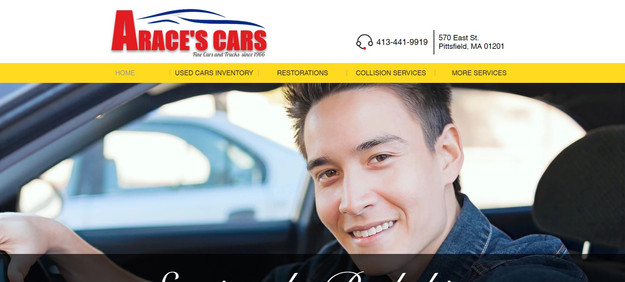 www.aracescars.com