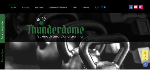 www.thunderdomestrengthandconditioning.com