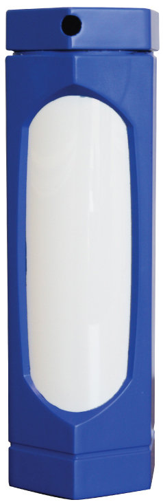 Blue Kosher Lamp