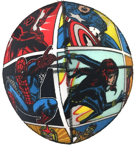 The Avengers Fabric Kippah #34