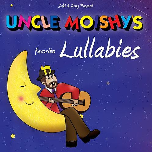 Uncle Moishy's favourite lullabies