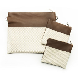 leather tallit bags