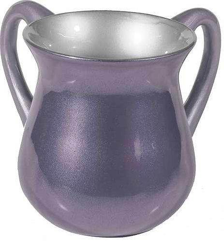 Small Netilat Yadaim Cup- purple