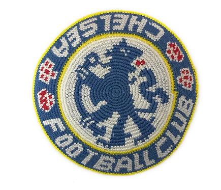 Chelsea knitted kippah
