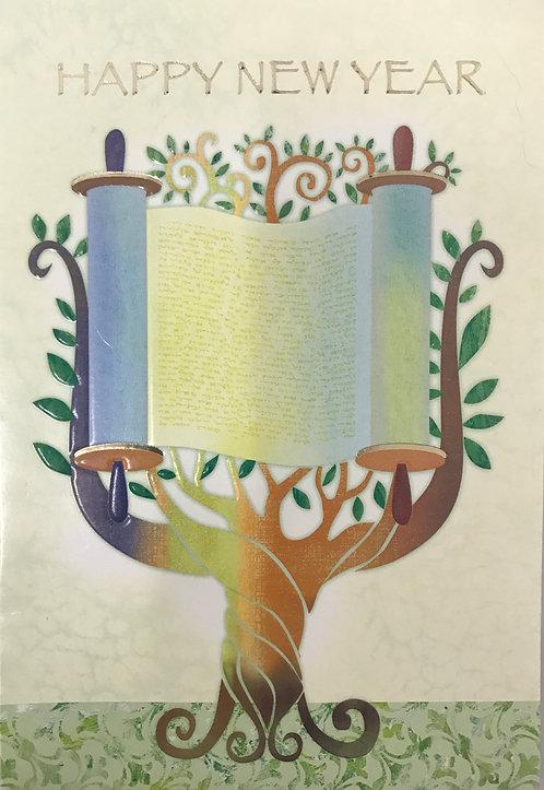 Roshashana Card #03
