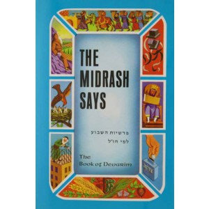 The Midrash Says 5 - Devorim