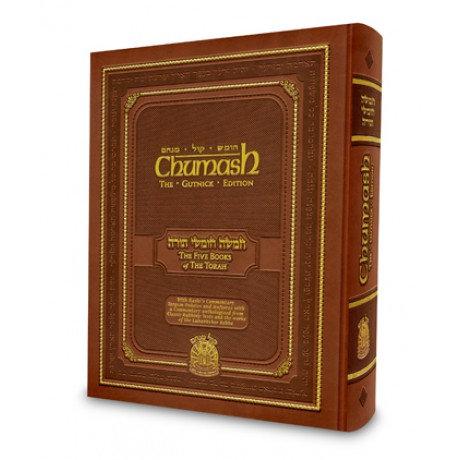 Gutnick chumish with English translation