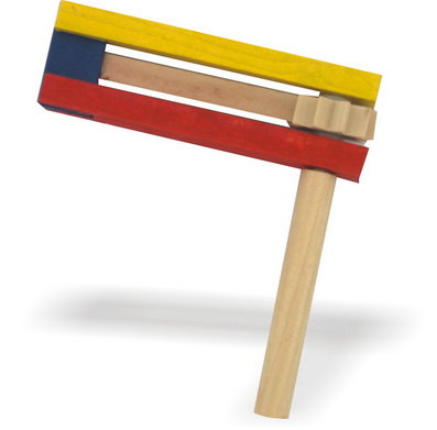 Wooden Grager
