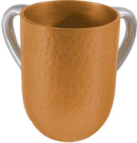 Hammer Work Netilat Yadayim Cup- gold