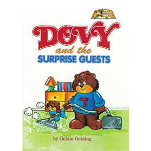 Artscroll: Dovy And The Surprise Guests by Goldie Golding