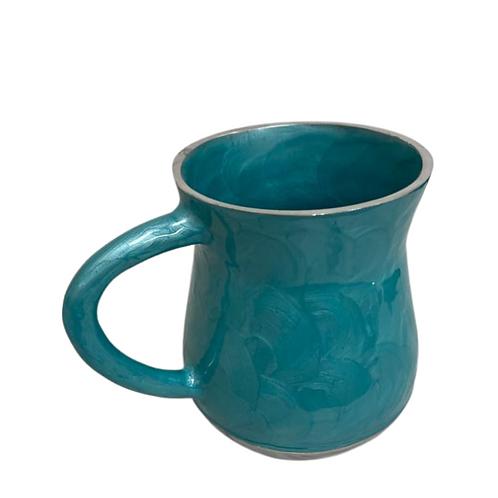Netilat Yadayim Cup turquoise  43849