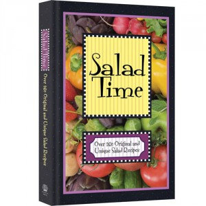 Salad Time, Kosher Cookbook
