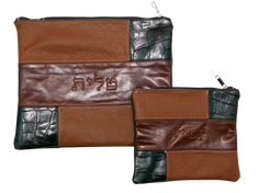 leather tallit bag