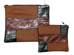 leather tallit bag