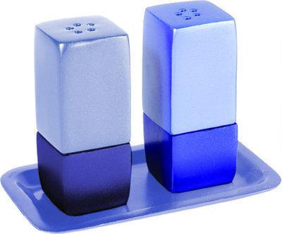 Salt & Pepper- blue Emanuel