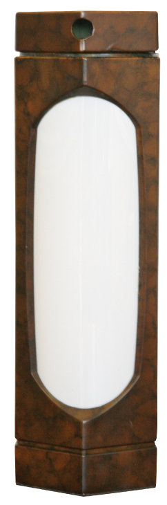 Brown Kosher Lamp