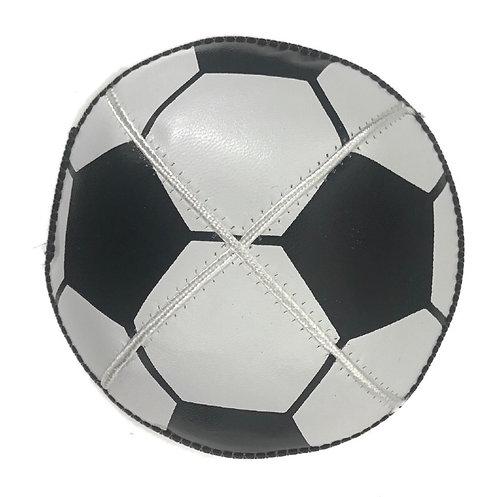 Football leather kippah