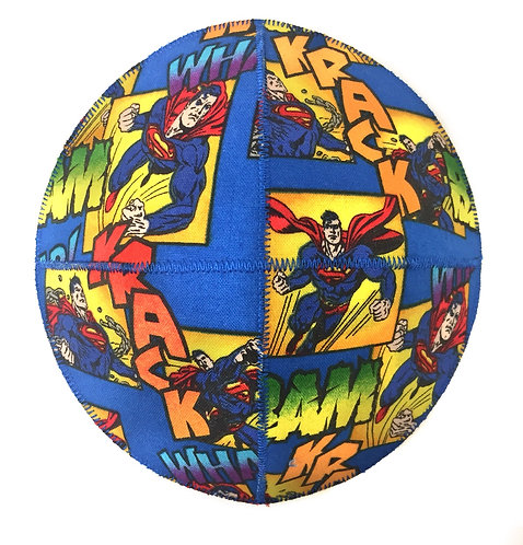 Superman Fabric Kippah #54
