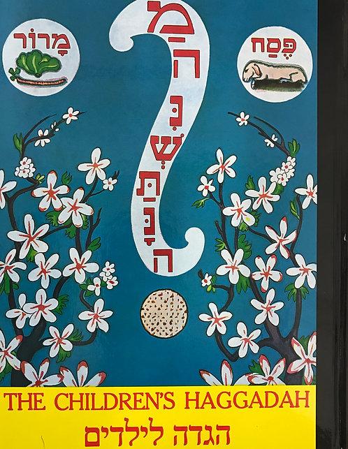 Children's Haggadah the original