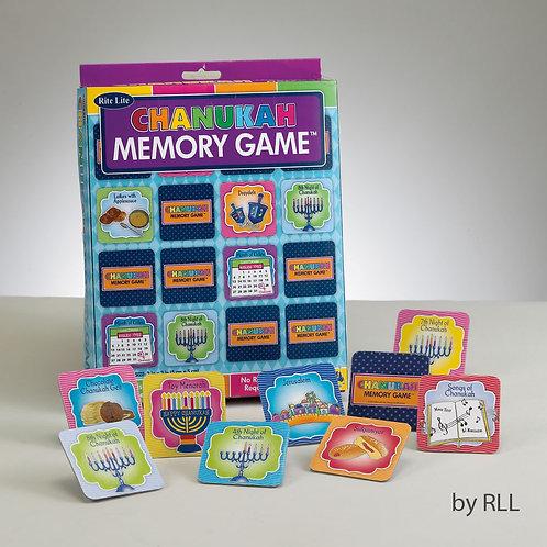 CHANUKAH MEMORY GAME, 54 CARDS, COLOR BOX lorem ipsum dolor sit