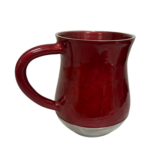 Netilat Yadayim Cup Red 43843