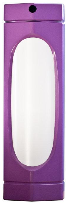 Purple Kosher Lamp
