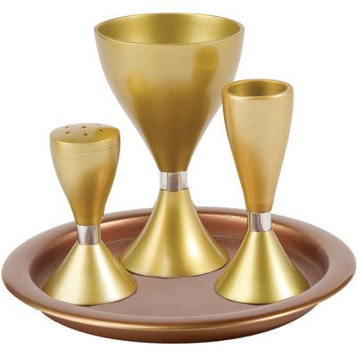 Emanuel Havdalah Set gold