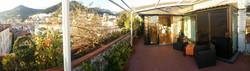 Suite panoramica esterna