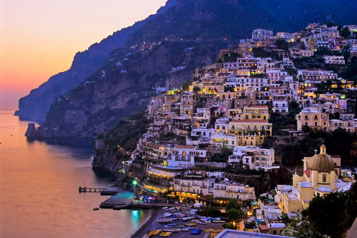 Amalfi coast tour