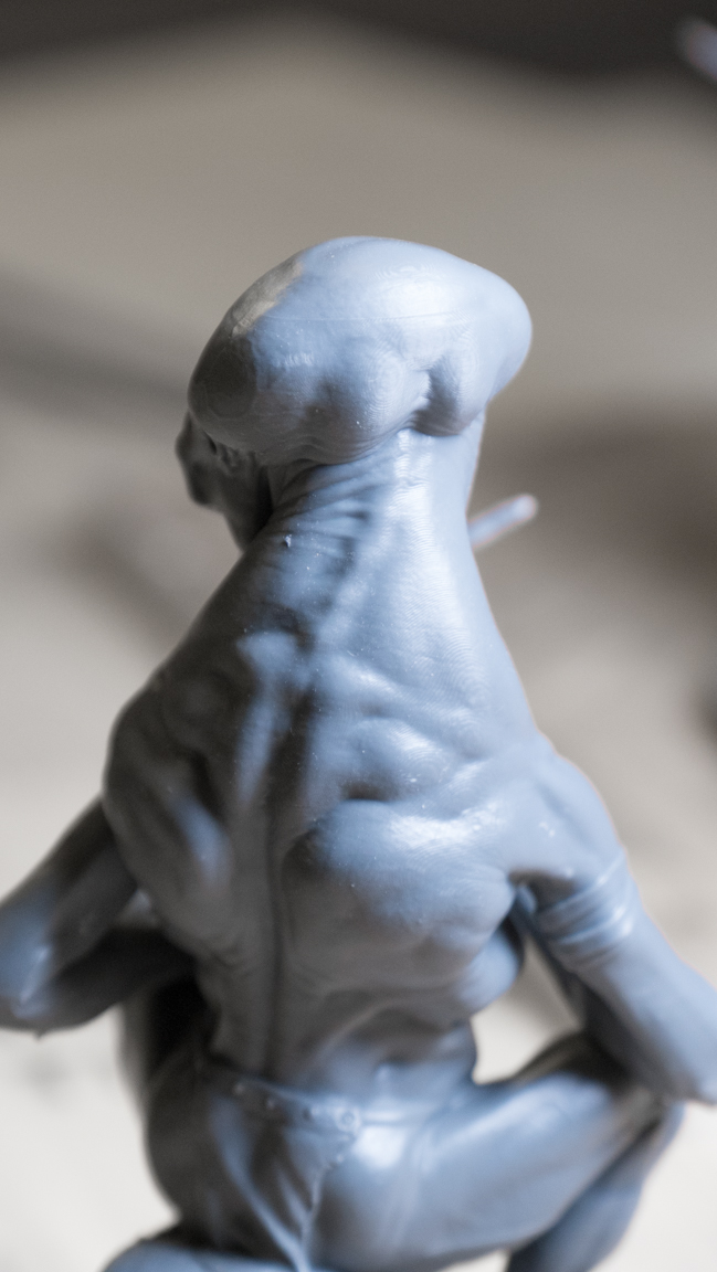 Model by The art of ken barthelmey