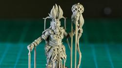 Model by Cross Lances Studios