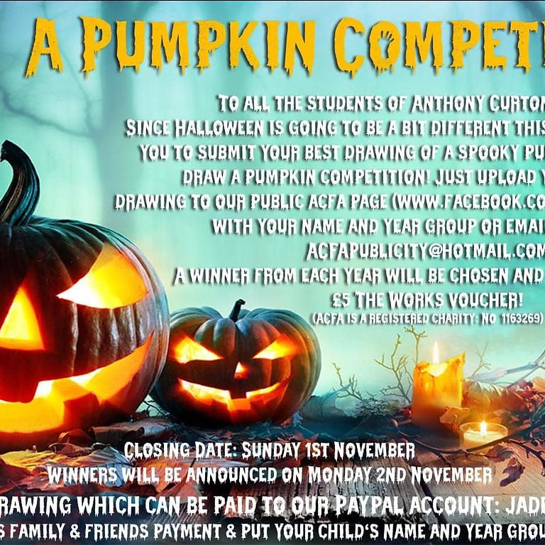 Design A Spooky Pumpkin
