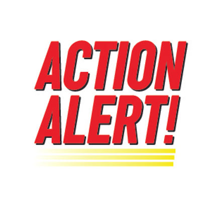 Action Alert for SB-9 and SB-10!
