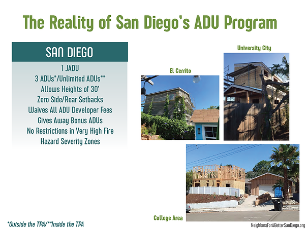 San Diego Network of Community Councils