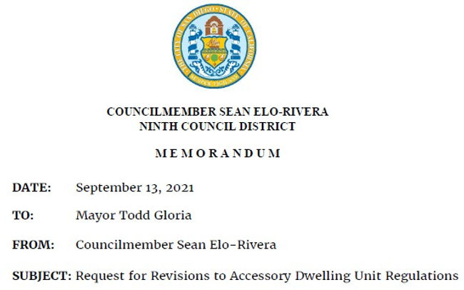 Getting Traction with San Diego City Council
