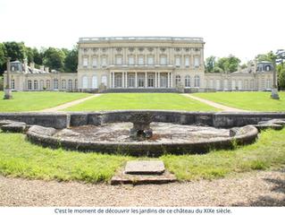 Le château de Bizy s'anime pour les Rendes-vous aux jardins, les 8 et 9 juin