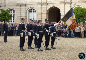 Le Lycée Militaire d'Autun au château de Sully