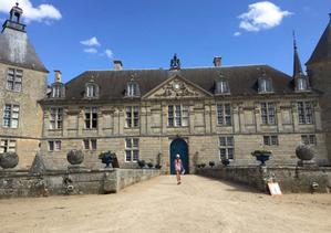 Cap sur la Bourgogne pour partager une visite coup de cœur à laquelle notre tribu a participé cet ét
