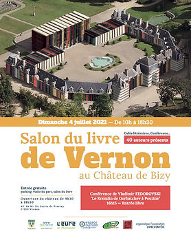 Salon du livre de Vernon
