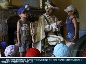 LBP - La deuxième vie des châteaux de Bourgogne