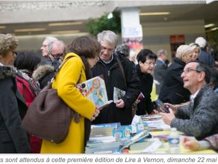 Lire à Vernon: 50 auteurs se livrent dans le cadre prestigieux du chateau de Bizy
