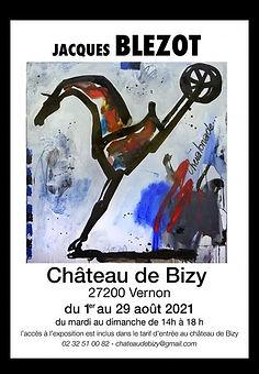 Exposition de Jacques Blézot